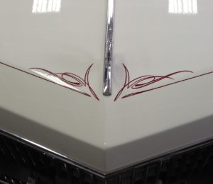Custom Car Pinstriping