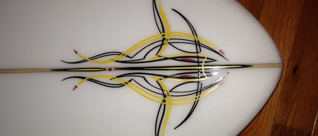 custom pinstriping