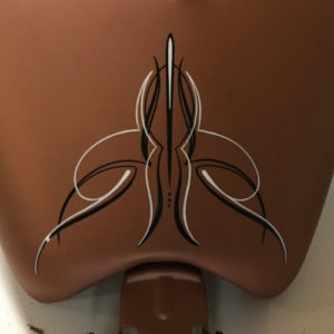 motorcycle pinstriping